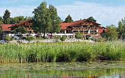 Parkhotel am Soier See in 82435 Bad Bayersoien
