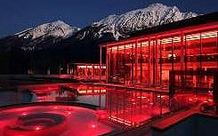 Spa Familien Resort RupertusTherme in 83435 Bad Reichenhall