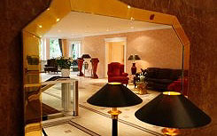 Urlaub im Mokni�s Palais Hotels & SPA, 75323 Bad Wildbad