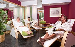 Physiotherm Relaxraum - Wunsch Hotel Mürz in 94072 Bad Füssing