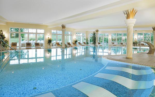 Fitness Anwendungen Im Wellness Spa Resort Mooshof Bodenmais Bayern