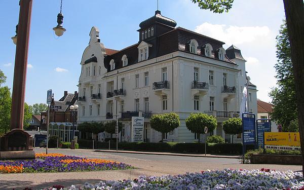 Göbels Hotel Quellenhof Bad Wildungen Hessen
