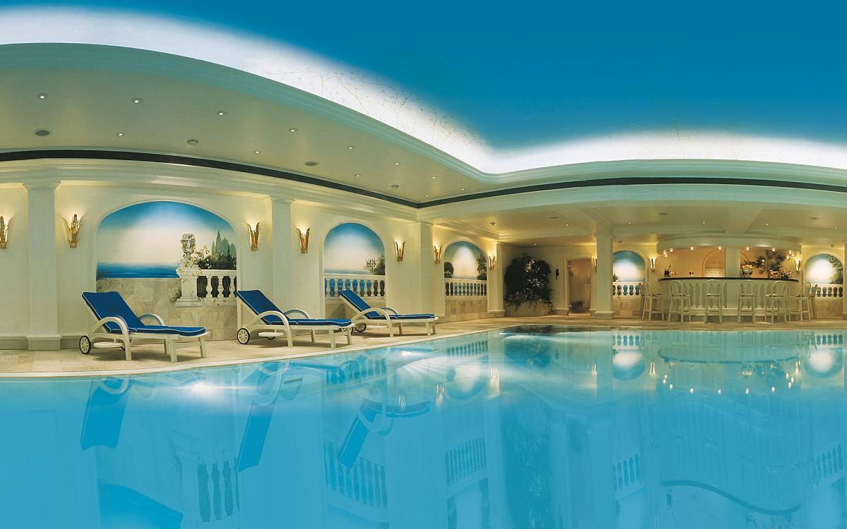 Revita wellness hotel resort bad lauterberg for Hotel harz schwimmbad
