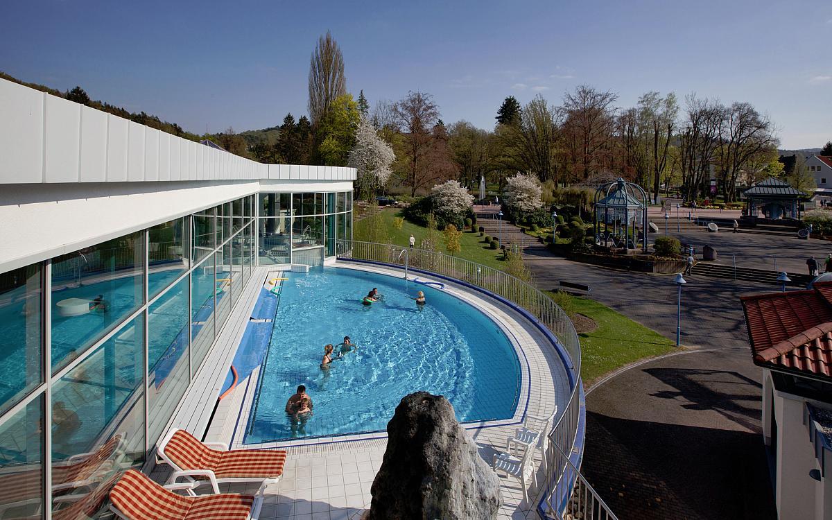Einrichtung im g bel s hotel aquavita bad wildungen for Hotel mit whirlpool im zimmer hessen